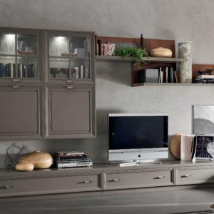 soggiorno minimalista classico