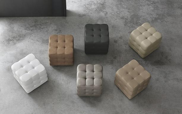 Varianti pouf Cube