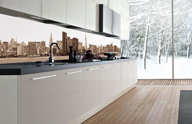 Coolors personalizza la tua cucina - Pannelli retro cucina ...