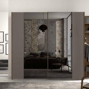 armadio scorrevole moderno;
