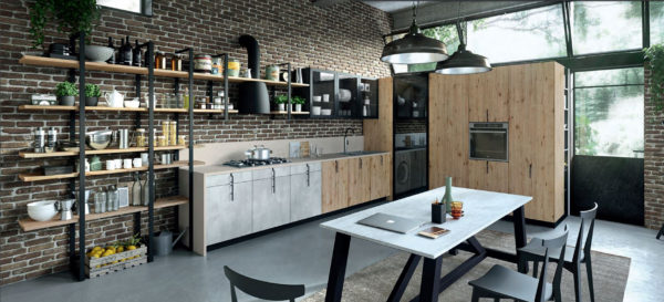 cucina industrial moderna discovery 2