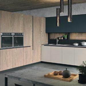cucina moderna; cucine moderne via Tiburtina