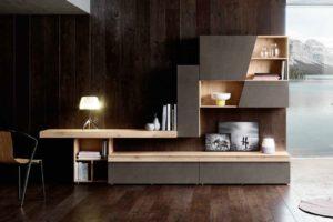 Soggiorno minimalista, soggiorno moderno