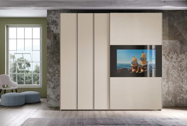 armadio materya 2 smart tv