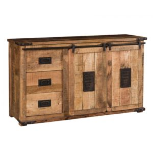 madia industriale; credenza industriale