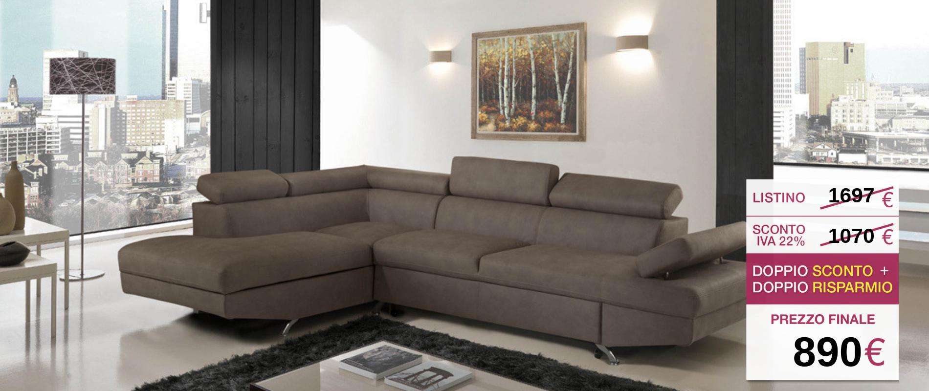 Offerte mobili sconto iva 22 extrasconto fino al 60 - Paoletti mobili roma ...