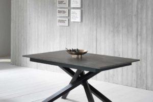 Novità: tavolo THUNDER 140 effetto cemento