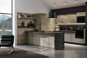 Promo cucina OREGON quercia