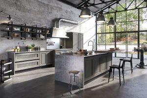 cucina moderna; cucina industrial; cucina shabby